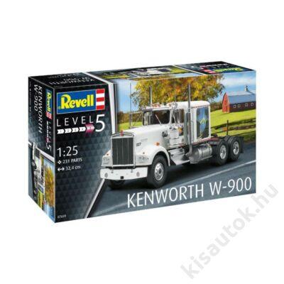 Revell 1:25 Kenworth W-900 kamion makett