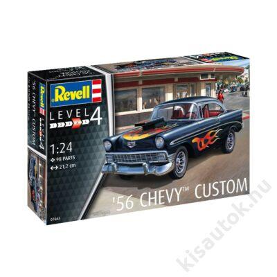 Revell 1:24 '56 Chevy Custom