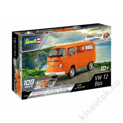 Revell 1:24 VW T2 Bus Easy-Click