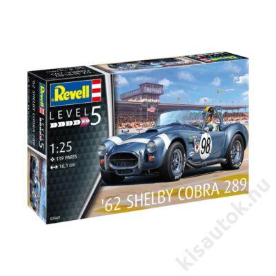 Revell 1:25 '62 Shelby Cobra 289
