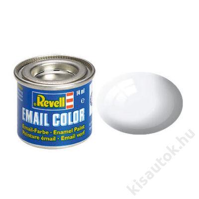 Revell 004 Fehér RAL 9010 fényes festék makett festék