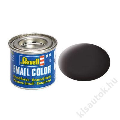 Revell 006 Kátrányfekete RAL 9021 matt festék makett festék