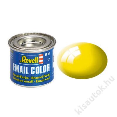 Revell 012 Sárga RAL 1018 fényes festék makett festék
