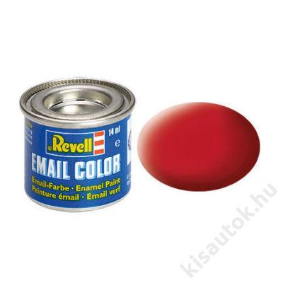 Revell 036 Kárminvörös RAL 3002 matt festék makett festék