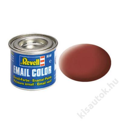 Revell 037 Téglavörös RAL 3009 matt festék makett festék