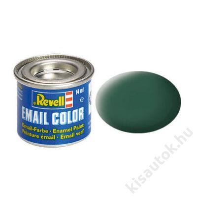 Revell 039 Sötétzöld matt festék makett festék