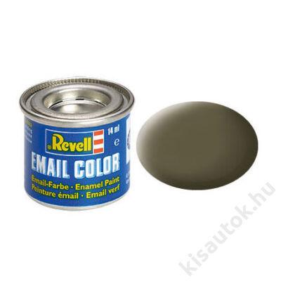 Revell 046 NATO-olajszín RAL 7013 matt festék makett festék
