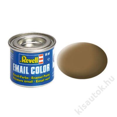 Revell 082 Sötét földszín RAF matt festék makett festék