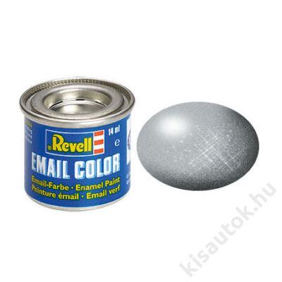 Revell 090 Ezüst fémes festék makett festék