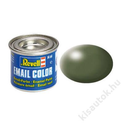 Revell 361 Olajzöld RAL 6003 selyemmatt festék makett festék