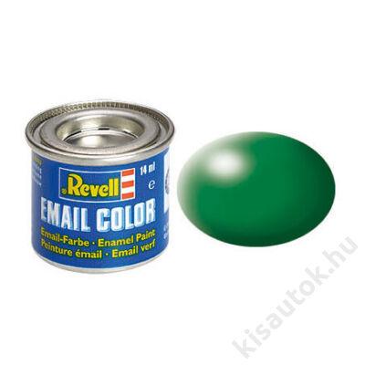 Revell 364 Lombzöld RAL 6001 selyemmatt festék makett festék