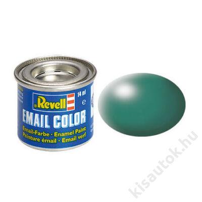Revell 365 Patinazöld RAL 6000 selyemmatt festék makett festék