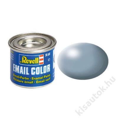 Revell 374 Szürke RAL 7001 selyemmatt festék makett festék