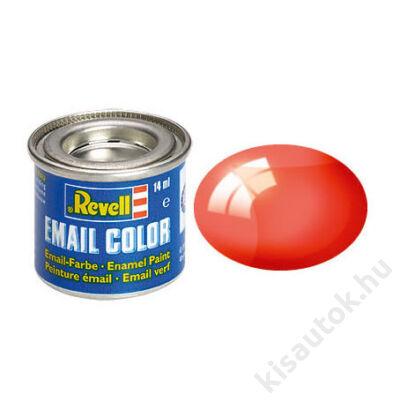 Revell 731 Vörös átlátszó festék makett festék