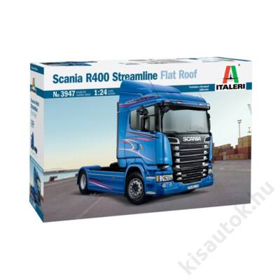 Italeri 1:24 Scania R400 Streamline Flat Roof
