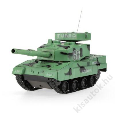 Heng Long brit stílusú műanyag lövedékes harckocsi 1/30