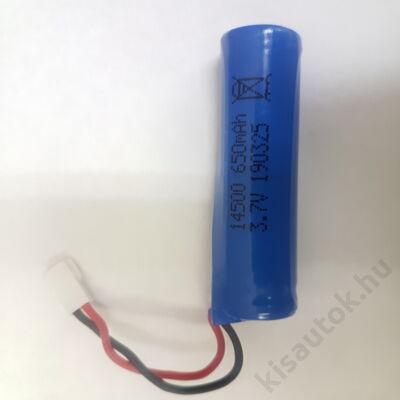 Tkkj H116 Akkumulátor 3.7V 650mAh Li-Ion