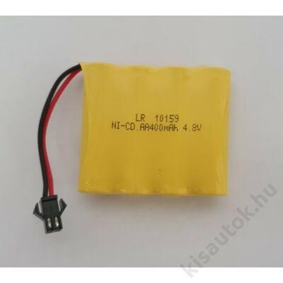 Akkumulátor 4,8V 400 MAH Ni-CD
