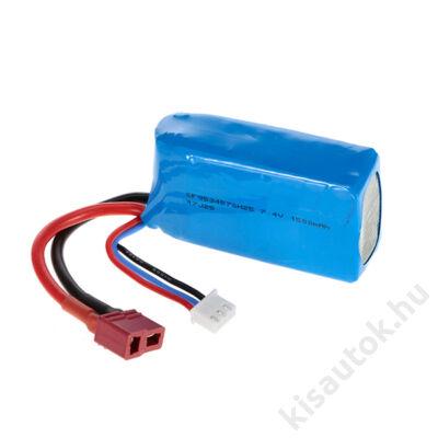 WLtoys A959-B, 144001 Akkumulátor 7.4V 1500mAh Li-Po