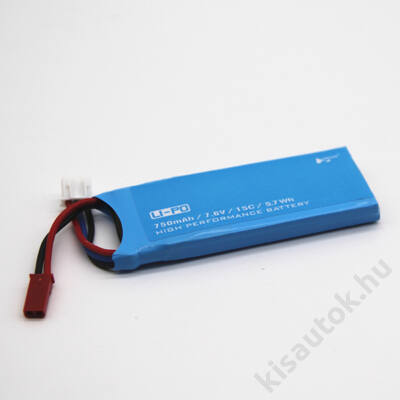 Hubsan H216A Akkumulátor 7.6V 750mAh Li-Po