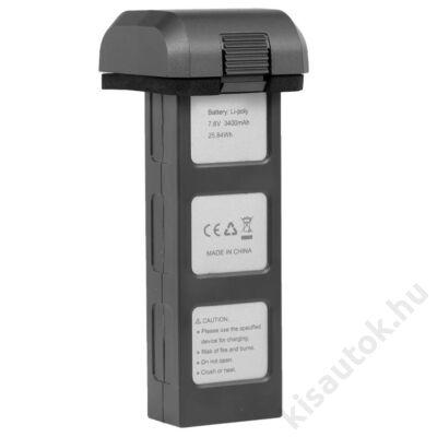 Mjx Bugs4W Akkumulátor 7.6V 3400mAh Li-Po