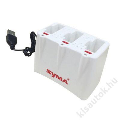 Syma X5UC/UW USB töltődoboz 3 az 1-ben