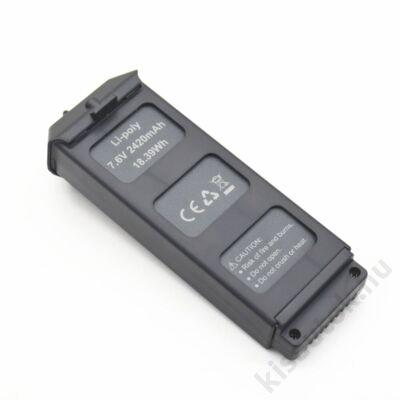 Mjx Bugs5W Akkumulátor 7.6V 2420mAh Li-Po UPGRADE