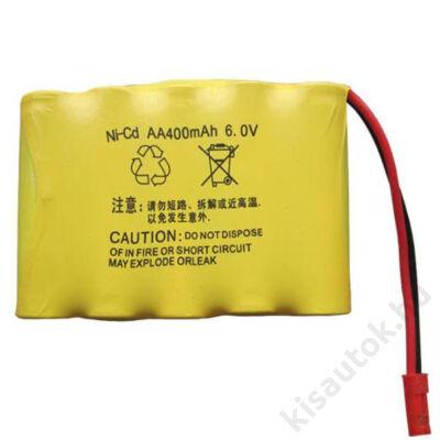 Huina KS1510, KS1520, KS1540 Akkumulátor 6V 400mAh Ni-Cd