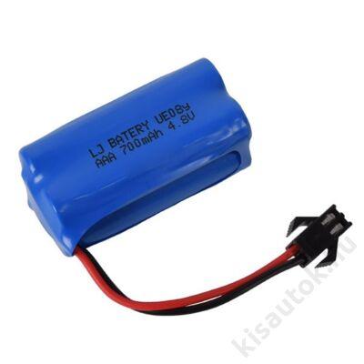 HuangBo Atom Max 15cm Akkumulátor 4.8V 700mAh Ni-Cd