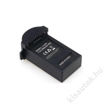Mjx Bugs3Mini Akkumulátor 7.4V 850mAh Li-Po