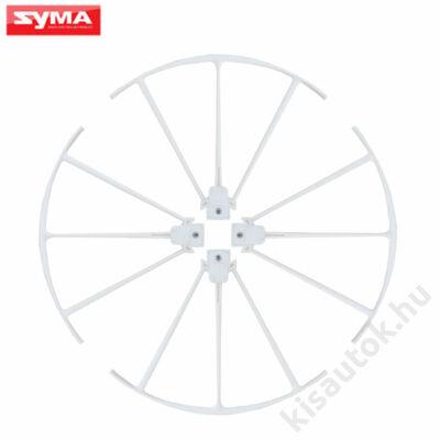 syma-x5uw-x5uc-védőkeret-fehér-4db