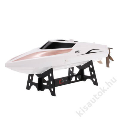 H102 Racing Boat távirányítós versenyhajó 25km/h 35cm