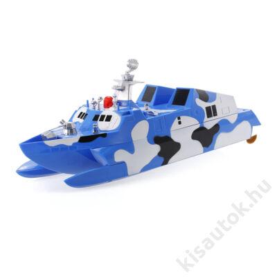 Heng Tai HT-3832 Missle Boat távirányítós hadihajó 43cm 1/275