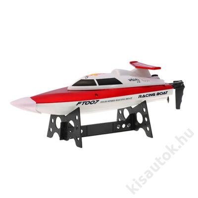 FT007 Racing Boat távirányítós versenyhajó 20km/h 35cm