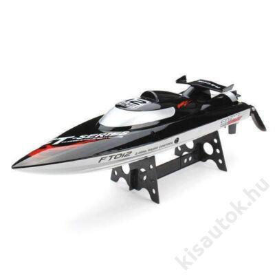 FT012 Brushless Racing Boat távirányítós versenyhajó 45km/h 47cm